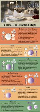 proper table setting etiquette the ultimate table setting guide