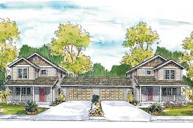 home plan blog duplex plan associated designs duplex plan duplex design kentland 60 015 multi family house plans