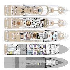 superyacht google zoeken floor plans pinterest motor