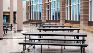cafeteria benches convertible bench tables