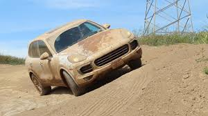 porsche cayenne offroad 2017 porsche cayenne offroad review and test drive