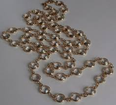 pearls swarovski crystals necklace images 354 best vintage jewelry online etsy images jpg
