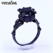 Skull Wedding Rings by Online Get Cheap Skull Wedding Rings Aliexpress Com Alibaba Group