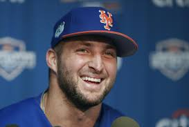 tim tebow meets young autistic fan then hits home run