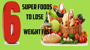 6 super foods to lose weight fast 2 weeks youtube