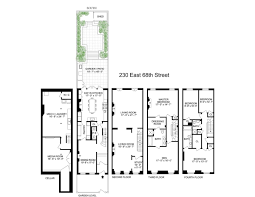 Terminal 5 Floor Plan by Which Upper East Side Townhouse Would You Rather Spend 8m On