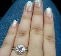 gorgeous engagement rings engagement rings real brides show their amazing wedding