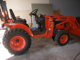 kubota b series service it yourself