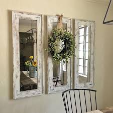 Rustic Living Room Design by Sooo Many Questions About My Mirrors So Here We Go I Bought 3