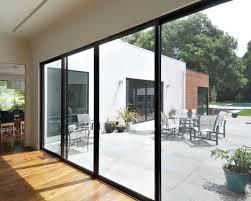 frameless glass sliding doors frameless glass sliding door houzz