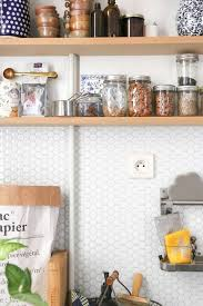 Smart Tiles Pack White Silver Composite Vinyl Mosaic Subway - Peel and stick kitchen backsplash tiles