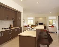 kitchen island with raised bar open plan kitchen breakfast bar kitchen and decor