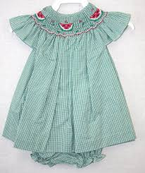 412140 a140 baby clothes smocked dresses smock dress