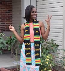 kente stole black student union kente stoles http www graduationkente