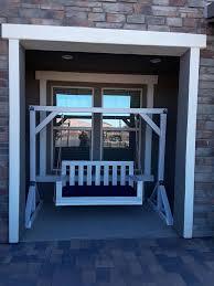 darlin u0027 woodworking handcrafted oversize porch swings home