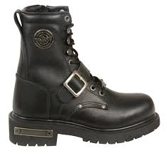 womens leather motorcycle boots mbl201 milwaukee leather women u0027s classic motorcycle boots