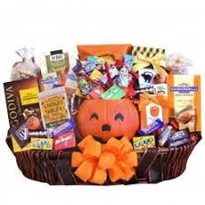 halloween baskets halloween gallon of kisses spooky feast candy fun