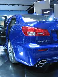 lexus is sedan 2007 file 2007 detroit autoshow naias lexus is f isf 360951547 jpg