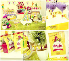 Barney 1st Birthday Party Decorations Party Themes Inspiration