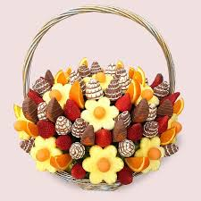 fruit flower bouquets fruity gift royal fruit bouquet fruit flowers fruitygift co uk