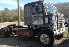 old kenworth trucks for sale sleeper cab 1950 kenworth bull nose