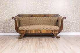 19th century sofa styles 19th century sofa in the biedermeier style c 1801 to c 1900