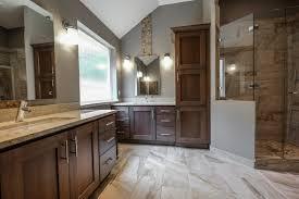 Custom Bathrooms Designs Kitchen Cabinets Reno