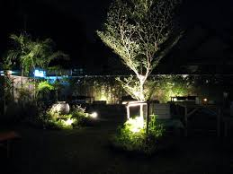 small front yard landscaping lights garden inspirations