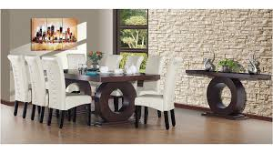 kartell glossy dining table amazing dining room furniture stylish dining tables and chairs for