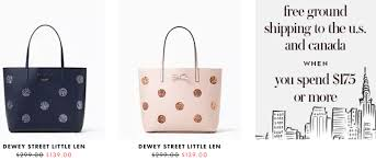 kate spade black friday 2016 sale live save up to 75