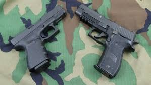 best gun for the seals sig mk25 or glock19