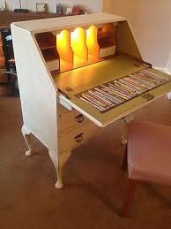bureau vintage design vintage shabby chic writing bureau lights desks