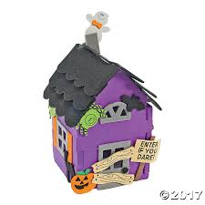 spirit halloween carle place ny 3d haunted house craft kit