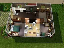 Cabin Layouts Sims Floor Plans Homes Zone