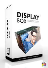 display box basic theme for final cut pro x from pixel film studios