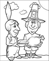thanksgiving pilgrim coloring pages plus pilgrim hat coloring page