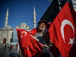 It Is Being Reported That Turkish Military Forces Have by Turkey Once The Great Hope Of The Middle East Is Left Weak And