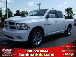Dodge Ram Sport - 2010 dodge ram 1500 sport crew cab in stone white 247607 truck