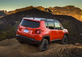 jeep renegade road test 2017 jeep renegade trailhawk clean fleet report