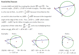 high geometry common core g c a 2 circle properties
