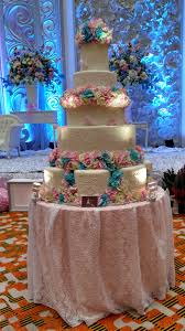 wedding cake kelapa gading jwp ifen by jwp wedding bridestory