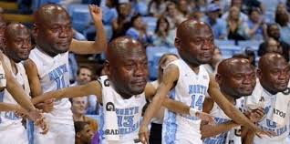 Unc Basketball Meme - crying jordan meme finds its ultimate purpose in ncaa finals upset