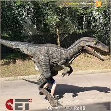 velociraptor costume cet a 46 walking dinosaur costume motorized dinosaur suit