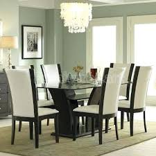 glass top for dining room table dining tables amusing glass top dining room table round glass