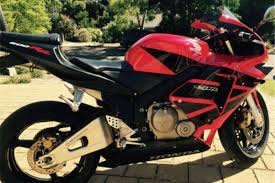 honda cr 600 for sale honda cbr 600 rr unwanted gift urgent sale runs perfect motorcycles