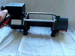 chicago electric winch youtube
