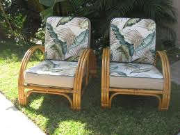 Retro Patio Furniture For Sale by Over 25 Pieces Of Vintage Rattan Available For Sale Tiki Central