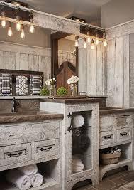 rustic bathroom lighting ideas alluring alluring rustic bathroom lighting ideas with lovable cool vanity