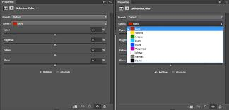 color tool selective color possibly the best tool for photographers fstoppers