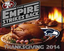 should 49ers block seahawks fan s from buying thanksgiving